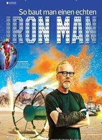 Titelbild der Ausgabe 20/2019 von So baut man einen echten Iron Man. Zeitschriften als Abo oder epaper bei United Kiosk online kaufen.