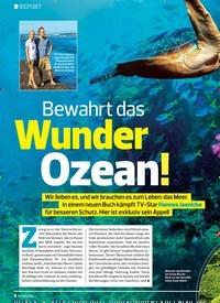 Titelbild der Ausgabe 22/2019 von REPORT: Bewahrt das Wunder Ozean!. Zeitschriften als Abo oder epaper bei United Kiosk online kaufen.