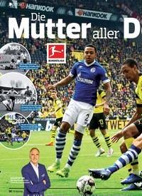 Titelbild der Ausgabe 22/2019 von Die Mutter aller Derbys. Zeitschriften als Abo oder epaper bei United Kiosk online kaufen.