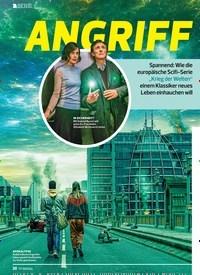 Titelbild der Ausgabe 22/2019 von SERIE: ANGRIFF AUS DEM ALL. Zeitschriften als Abo oder epaper bei United Kiosk online kaufen.