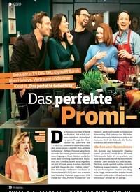 Titelbild der Ausgabe 22/2019 von KINO: Das perfekte Promi-Dinner. Zeitschriften als Abo oder epaper bei United Kiosk online kaufen.