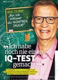 """Titelbild der Ausgabe 23/2019 von """"Ich habe noch nie einen IQ-TEST gemacht """". Zeitschriften als Abo oder epaper bei United Kiosk online kaufen."""