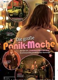 Titelbild der Ausgabe 25/2019 von KINO: Die große: Panik-Mache. Zeitschriften als Abo oder epaper bei United Kiosk online kaufen.