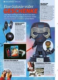 Titelbild der Ausgabe 26/2019 von GESCHENKE-SPECIAL: Eine Galaxie voller GESCHENKE. Zeitschriften als Abo oder epaper bei United Kiosk online kaufen.