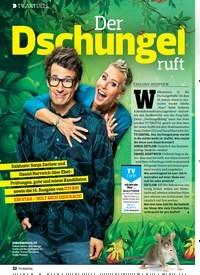 Titelbild der Ausgabe 1/2020 von DER Dschungel ruft. Zeitschriften als Abo oder epaper bei United Kiosk online kaufen.