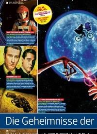 Titelbild der Ausgabe 3/2020 von TV AKTUELL: Die Geheimnisse der Oscarfilme. Zeitschriften als Abo oder epaper bei United Kiosk online kaufen.