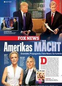 Titelbild der Ausgabe 4/2020 von REPORT: FOX NEWS: Amerikas MÄCHT IGSTER TV-Sender. Zeitschriften als Abo oder epaper bei United Kiosk online kaufen.