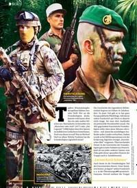 Titelbild der Ausgabe 4/2020 von DOKU: Was macht die FREMDENLEGION eigentlich heute?. Zeitschriften als Abo oder epaper bei United Kiosk online kaufen.