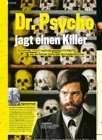 Titelbild der Ausgabe 6/2020 von SERIE: Dr. Psycho jagt einen Killer. Zeitschriften als Abo oder epaper bei United Kiosk online kaufen.