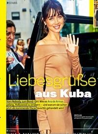Titelbild der Ausgabe 7/2020 von STARS: Liebesgrüße aus Kuba. Zeitschriften als Abo oder epaper bei United Kiosk online kaufen.