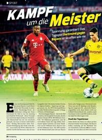 Titelbild der Ausgabe 7/2020 von KAMPF um die Meister schaft. Zeitschriften als Abo oder epaper bei United Kiosk online kaufen.