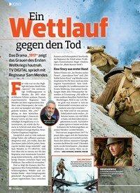 Titelbild der Ausgabe 2/2020 von Ein Wettlauf gegen den Tod. Zeitschriften als Abo oder epaper bei United Kiosk online kaufen.
