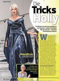 Titelbild der Ausgabe 20/2018 von REPORT: Die Tricks der Hollywood stars. Zeitschriften als Abo oder epaper bei United Kiosk online kaufen.