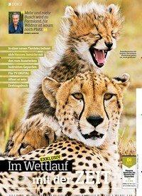 Titelbild der Ausgabe 20/2018 von EXKLUSIV: Im Wettlauf mit der ZEIT. Zeitschriften als Abo oder epaper bei United Kiosk online kaufen.
