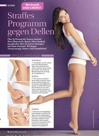 Titelbild der Ausgabe 3/2018 von Wer braucht schon Cellulite?! Straffes Programm gegen Dellen. Zeitschriften als Abo oder epaper bei United Kiosk online kaufen.
