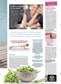 Titelbild der Ausgabe 5/2018 von Kaffee macht fit im Kopf. Zeitschriften als Abo oder epaper bei United Kiosk online kaufen.