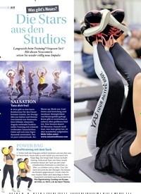 Titelbild der Ausgabe 1/2019 von Was gibt's Neues?: Die Stars aus den Studios. Zeitschriften als Abo oder epaper bei United Kiosk online kaufen.