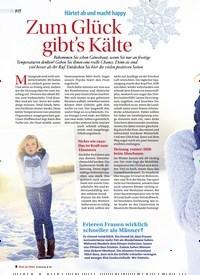 Titelbild der Ausgabe 1/2019 von Härtet ab und macht happy: Zum Glück gibt's Kälte. Zeitschriften als Abo oder epaper bei United Kiosk online kaufen.