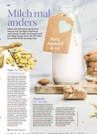 Titelbild der Ausgabe 1/2019 von Milch mal anders. Zeitschriften als Abo oder epaper bei United Kiosk online kaufen.