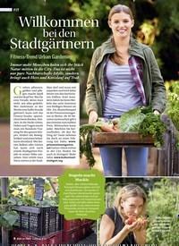 Titelbild der Ausgabe 2/2019 von Willkommen bei den Stadtgärtnern: Fitness-Trend Urban Gardening. Zeitschriften als Abo oder epaper bei United Kiosk online kaufen.