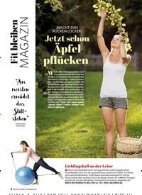 Titelbild der Ausgabe 3/2020 von Fit bleiben MAGAZIN. Zeitschriften als Abo oder epaper bei United Kiosk online kaufen.