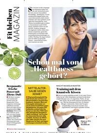 """Titelbild der Ausgabe 5/2020 von MAGAZIN: Schon mal von """"Healthness"""" gehört?. Zeitschriften als Abo oder epaper bei United Kiosk online kaufen."""