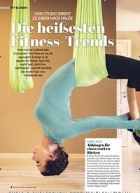Titelbild der Ausgabe 5/2020 von VOM STUDIO DIREKT ZU IHNEN NACH HAUSE: Die heißesten Fitness-Trends. Zeitschriften als Abo oder epaper bei United Kiosk online kaufen.