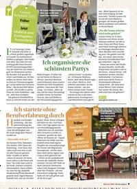 Titelbild der Ausgabe 1/2018 von Ich organisiere die schönsten Partys. Zeitschriften als Abo oder epaper bei United Kiosk online kaufen.