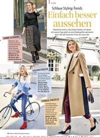 Titelbild der Ausgabe 1/2020 von Schlaue Styling-Trends: Einfach besser aussehen. Zeitschriften als Abo oder epaper bei United Kiosk online kaufen.