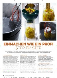 Titelbild der Ausgabe 1/2019 von EINMACHEN WIE EIN PROFI STEP BY STEP. Zeitschriften als Abo oder epaper bei United Kiosk online kaufen.
