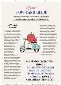 Titelbild der Ausgabe 1/2020 von Kleiner: LOW-CARB-GUIDE. Zeitschriften als Abo oder epaper bei United Kiosk online kaufen.
