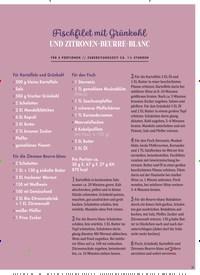 Titelbild der Ausgabe 4/2020 von Fischfilet mit Grünkohl. Zeitschriften als Abo oder epaper bei United Kiosk online kaufen.