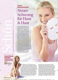 Titelbild der Ausgabe 3/2018 von Trend Naturkosmetik: Neuer Schwung für Haut & Haar. Zeitschriften als Abo oder epaper bei United Kiosk online kaufen.