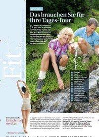 Titelbild der Ausgabe 4/2018 von Wandern: Das brauchen Sie für Ihre Tages-Tour. Zeitschriften als Abo oder epaper bei United Kiosk online kaufen.
