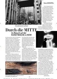 Titelbild der Ausgabe 8/2018 von Durch die MITTE. Zeitschriften als Abo oder epaper bei United Kiosk online kaufen.