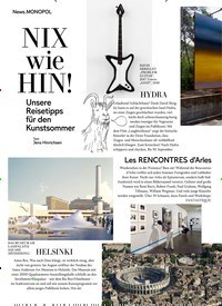 Titelbild der Ausgabe 8/2018 von NIX wie HIN!. Zeitschriften als Abo oder epaper bei United Kiosk online kaufen.