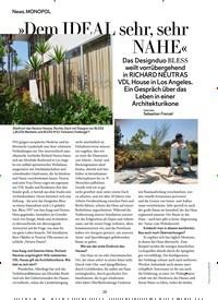 Titelbild der Ausgabe 9/2018 von »Dem IDEAL sehr, sehr NAHE«. Zeitschriften als Abo oder epaper bei United Kiosk online kaufen.