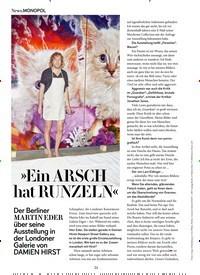 Titelbild der Ausgabe 11/2018 von »Ein ARSCH hat RUNZELN«. Zeitschriften als Abo oder epaper bei United Kiosk online kaufen.