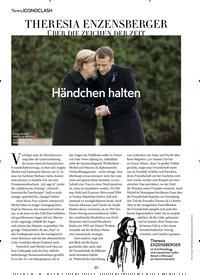 Titelbild der Ausgabe 3/2019 von ICONOCLASH: Händchen hltn. Zeitschriften als Abo oder epaper bei United Kiosk online kaufen.