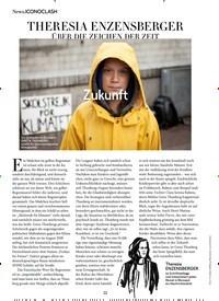 Titelbild der Ausgabe 4/2019 von ICONOCLASH: THERESIA ENZENSBERGER ÜBER DIE ZEICHEN DER ZEIT: Zukunft. Zeitschriften als Abo oder epaper bei United Kiosk online kaufen.