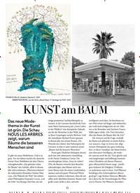 Titelbild der Ausgabe 9/2019 von News.MONOPOL: KUNST am BAUM. Zeitschriften als Abo oder epaper bei United Kiosk online kaufen.