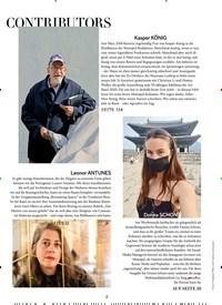 Titelbild der Ausgabe 11/2019 von CONTRIBUTORS. Zeitschriften als Abo oder epaper bei United Kiosk online kaufen.