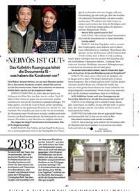 Titelbild der Ausgabe 11/2019 von »NERVÖS IST GUT«. Zeitschriften als Abo oder epaper bei United Kiosk online kaufen.