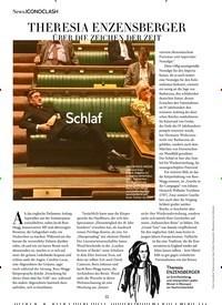 Titelbild der Ausgabe 11/2019 von THERESIA ENZENSBERGER. Zeitschriften als Abo oder epaper bei United Kiosk online kaufen.