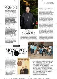 Titelbild der Ausgabe 12/2019 von 78900. Zeitschriften als Abo oder epaper bei United Kiosk online kaufen.