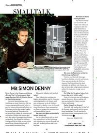 Titelbild der Ausgabe 1/2020 von SMALLTALK. Zeitschriften als Abo oder epaper bei United Kiosk online kaufen.