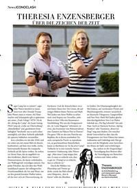 Titelbild der Ausgabe 9/2020 von THERESIA ENZENSBERGER. Zeitschriften als Abo oder epaper bei United Kiosk online kaufen.