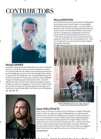 Titelbild der Ausgabe 10/2020 von CONTRIBUTORS. Zeitschriften als Abo oder epaper bei United Kiosk online kaufen.