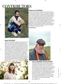Titelbild der Ausgabe 5/2019 von CONTRIBUTORS. Zeitschriften als Abo oder epaper bei United Kiosk online kaufen.