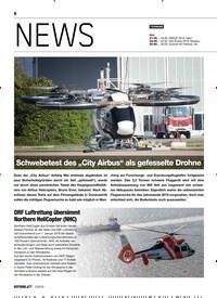Titelbild der Ausgabe 2/2019 von DRF Luftrettung übernimmt Northern HeliCopter (NHC). Zeitschriften als Abo oder epaper bei United Kiosk online kaufen.